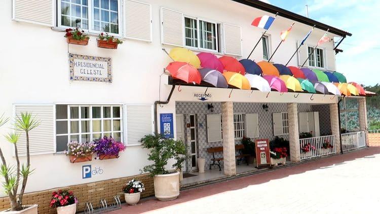 Naše dnešní albergue v Águeda