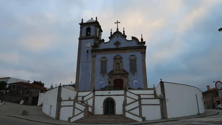 kostel v Grijo